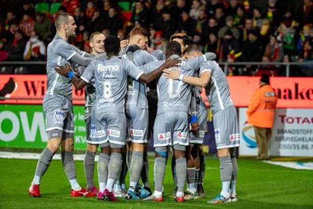 Jupiler Pro League - Waasland-Beveren klopt KV Oostende in degradatieduel