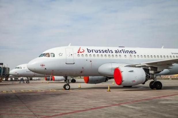 """Brussels Airlines is """"in dit stadium"""" nog steeds van plan om vluchten 15 mei te hervatten"""