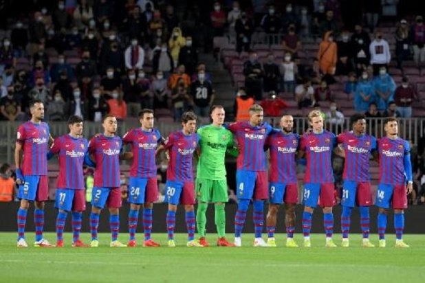 FC Barcelona mag weer in vol Camp Nou spelen