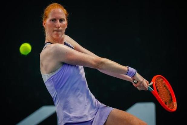 Le Top 50 et les Jeux Olympiques, les objectifs d'Alison Van Uytvanck en 2021