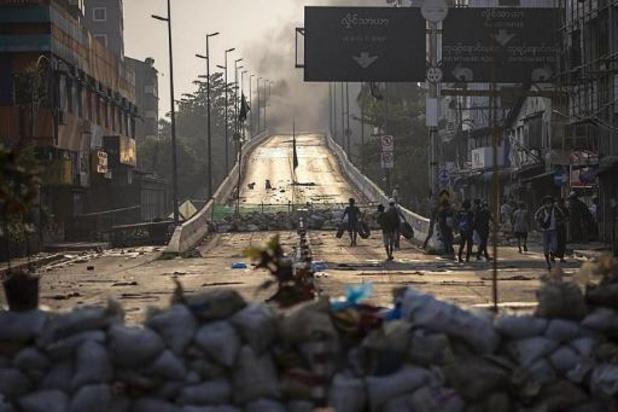 Al minstens 138 demonstranten gedood bij protesten na staatsgreep