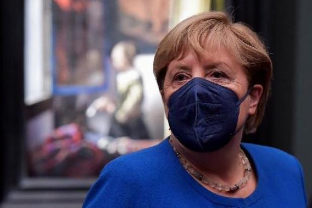 Allemagne: les perspectives électorales sont encore très larges, selon Angela Merkel