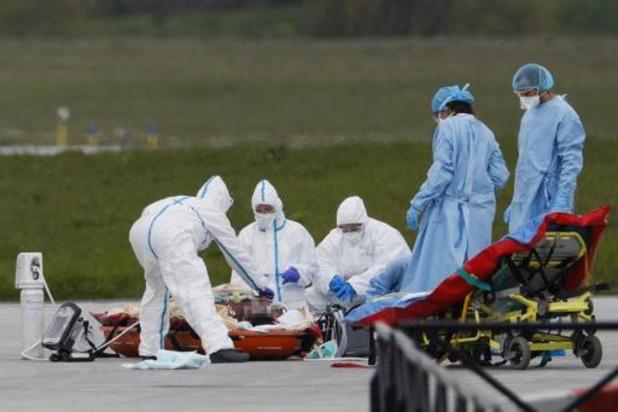 Meer dan 55.000 sterfgevallen ter wereld