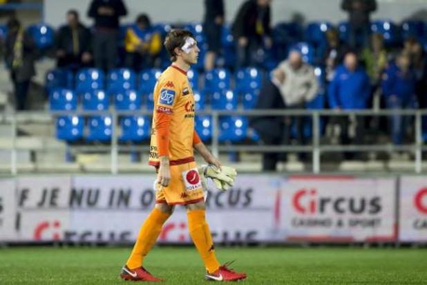 AA Gent maakt komst van Davy Roef bekend