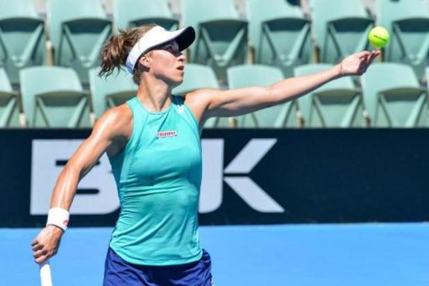 WTA Lyon - La finale opposera Viktorija Golubic à Clara Tauson