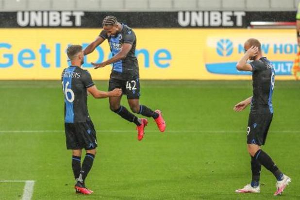 Croky Cup - Club Brugge begint als grote favoriet aan bekerfinale tegen Antwerp
