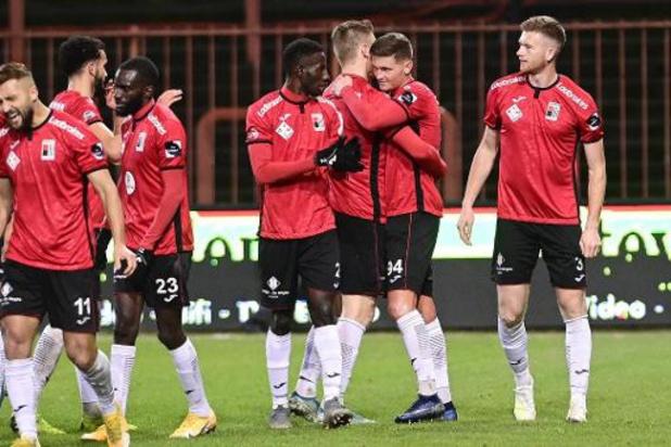 1B Pro League - RWDM boekt nipte thuiszege tegen Lierse