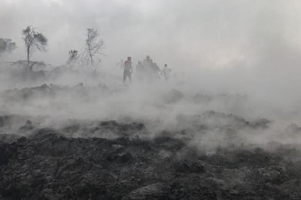 """Eruption volcanique en RDC: des touristes et les gorilles """"sains et saufs"""""""