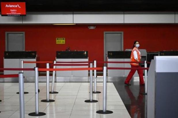 Coronavirus - Colombiaanse luchtvaartmaatschappij Avianca vraagt bescherming aan tegen schuldeisers