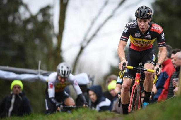 Laurens Sweeck décroche son sixième succès de la saison