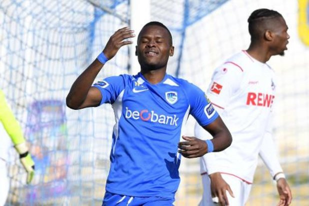 Premier League - Mbwana Ally Samatta (Genk) transféré à Aston Villa où il doit remplacer Wesley