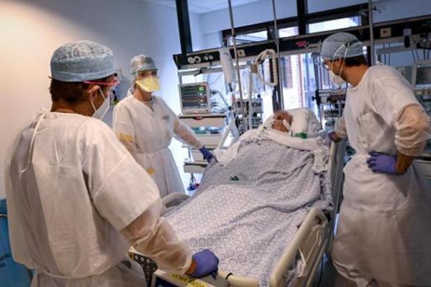 Vijfde meer ziekenhuisopnames door het coronavirus