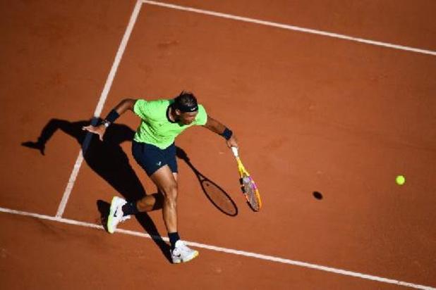 Malgré un troisième set disputé, Rafael Nadal se qualifie pour le deuxième tour de Roland-Garros