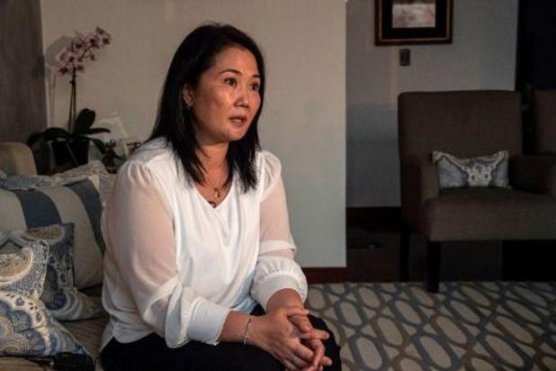Pérou: 30 années de prison requises contre la cheffe de l'opposition Keiko Fujimori