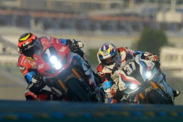 6 Heures de Spa-Francorchamps Moto - La BMW de Reiterberger/Foray remporte les 6 Heures de Spa Motos