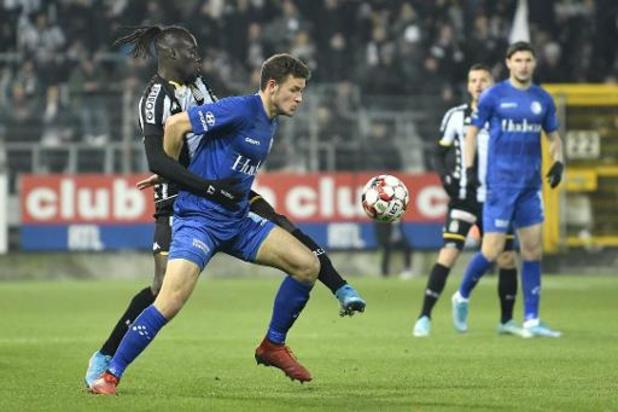 L'international espoirs Louis Verstraete quitte La Gantoise pour l'Antwerp