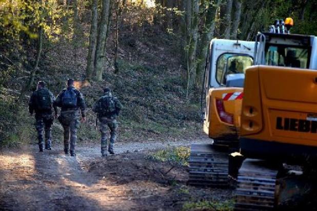 Disparition d'Estelle Mouzin: troisième journée de recherches dans les Ardennes