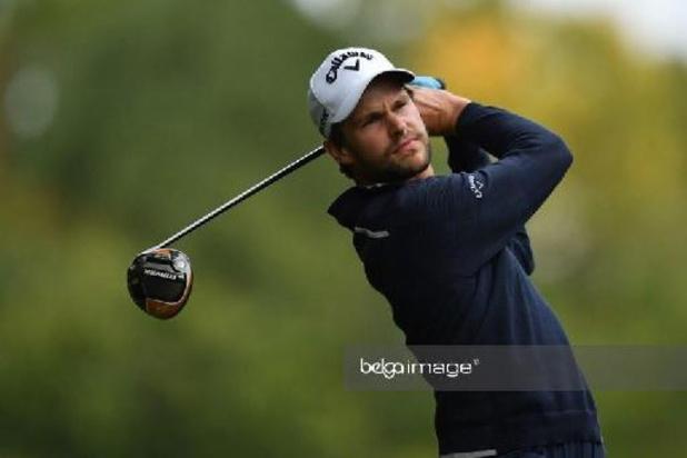 Thomas Detry opent met zesde plaats in Doha