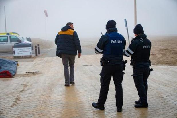 Nog acht vluchtelingen vermist in De Panne