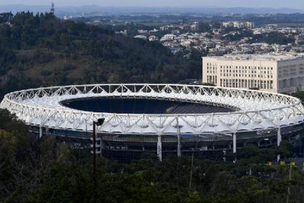 """Euro 2020: la Fédération italienne """"modérément optimiste"""" sur la présence de spectateurs à Rome"""