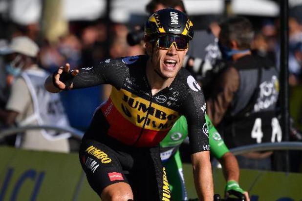 Tour de France - 15 ploegen met lege handen naar huis