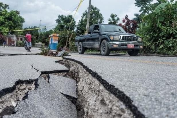 Séisme en Haïti - Le bilan s'alourdit à 1.941 morts