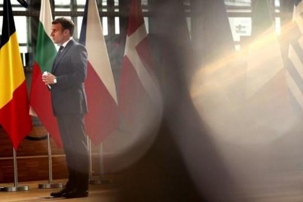 Pour Macron, un compromis est toujours possible, mais pas à n'importe quel prix