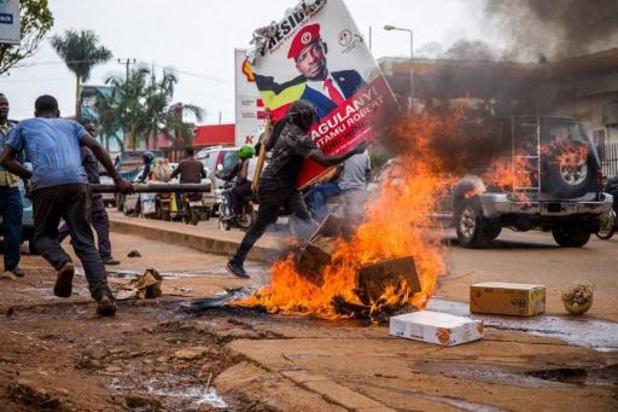 Ouganda: sept morts mercredi dans des heurts suivant l'arrestation de Bobi Wine