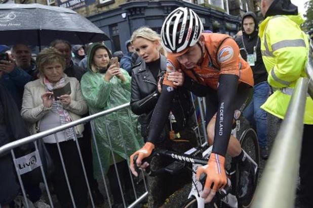 """Mondiaux de cyclisme - Mathieu van der Poel ne comprend pas sa défaillance: """"soudain, la lumière s'est éteinte"""""""