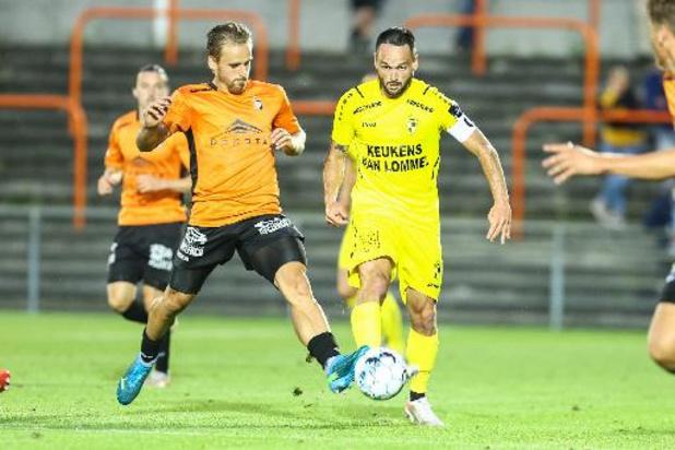 1B Pro League - Deinze et le Lierse inaugurent la nouvelle saison de D1B en partageant l'enjeu