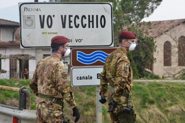 Plus de 40% des personnes infectées d'une ville italienne n'avaient pas de symptôme