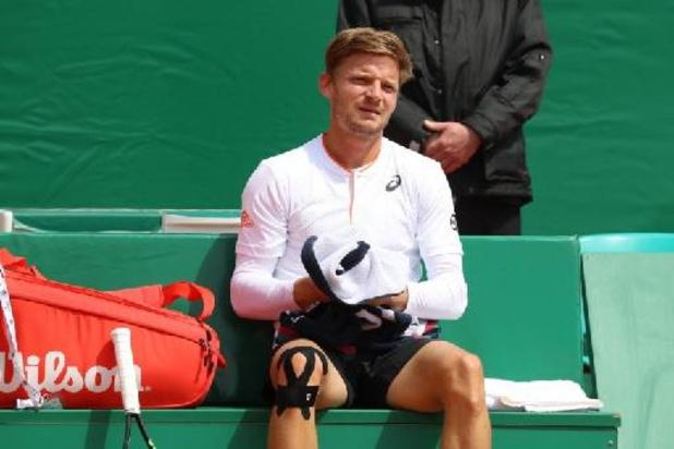 """ATP Rome - Goffin : """"Je ne pense pas que ma blessure m'ait fait du tort au niveau de ma confiance"""""""