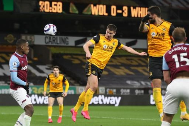 Les Belges à l'étranger - Le but de Leander Dendoncker n'a pu éviter la défaite de Wolverhampton face à West Ham