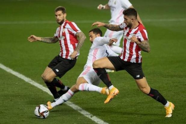 Les Belges à l'étranger - Hazard et Courtois éliminés par Bilbao en Supercoupe d'Espagne