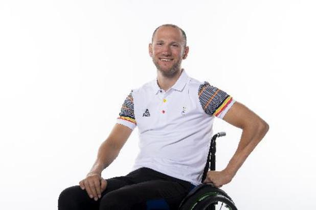 Paralympische Spelen - Maxime Hordies pakt met bronzen plak in tijdrit elfde Belgische medaille