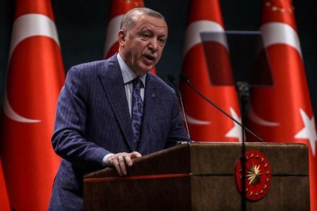 Erdogan zet deuren van Hagia Sophia open voor islamitische erediensten (update)