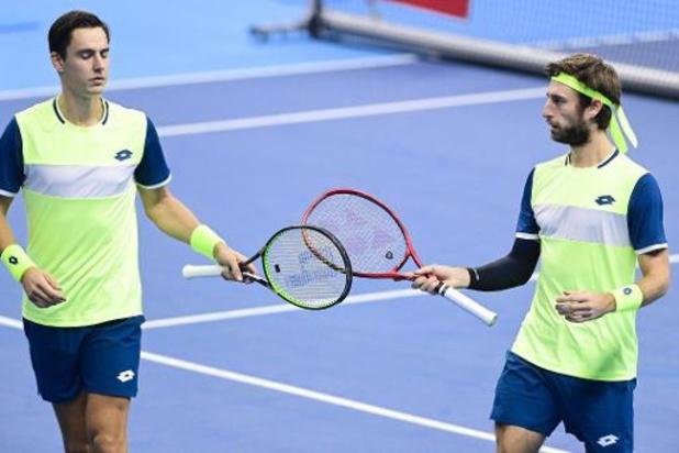 ATP Murray Open : Sander Gillé et Joran Vliegen qualifiés pour les quarts