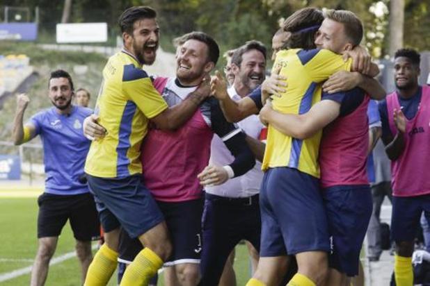 Proximus League - Union en OH Leuven delen de punten in topper