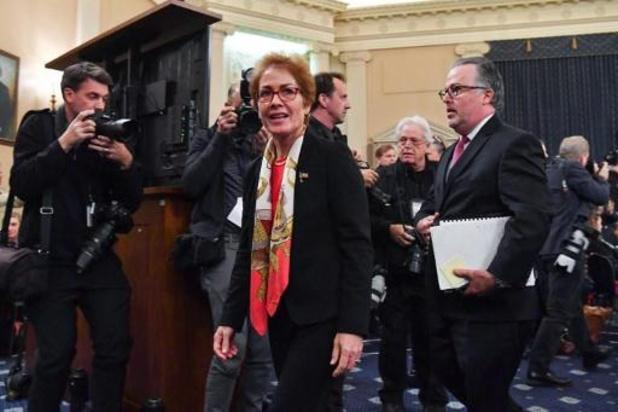 L'Ukraine enquête sur éventuelle filature illégale d'une ambassadrice américaine