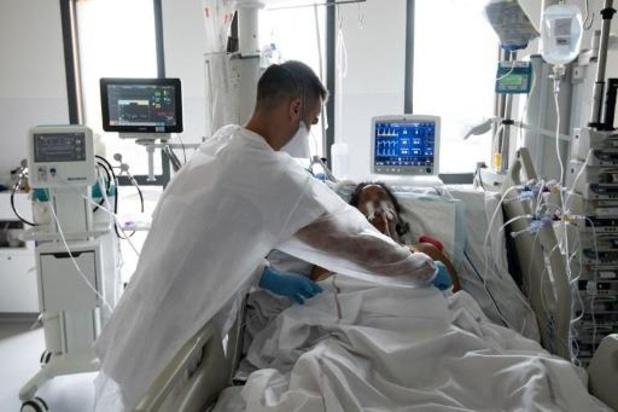 Voor het eerst in bijna twee maanden vertraging van pandemie