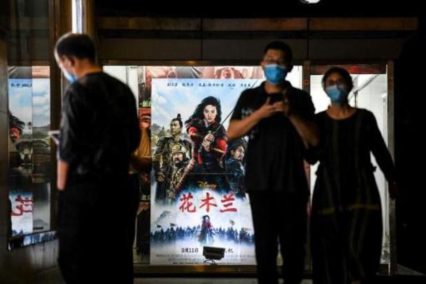 Chinezen gaan weer massaal naar de bioscoop