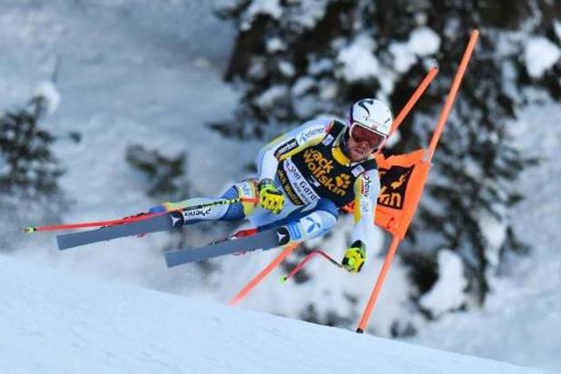 Après le Super-G, Aleksander Aamodt Kilde remporte la descente de Val Gardena