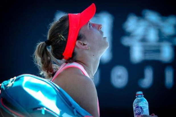 Morgen geen tennis in Melbourne na positieve coronatest bij hotelmedewerker