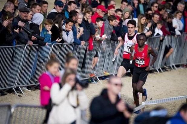 """CrossCup - Isaac Kimeli: """"Je n'ai repris l'entraînement que depuis une semaine"""""""