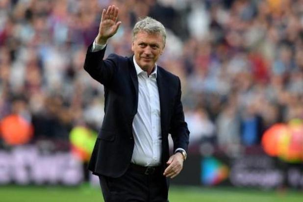 Premier League - David Moyes moet West Ham United in Premier League houden