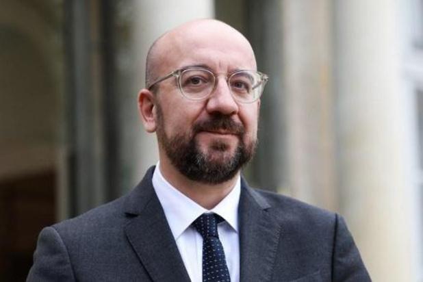 Michel wil vertrouwen onder regeringsleiders aanzwengelen met nieuwe werkmethode