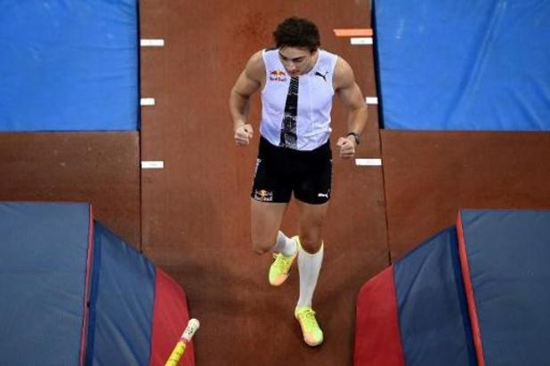 Perche Elite Tour - Duplantis encore à plus de 6 m (6m03), meilleure performance mondiale de l'année