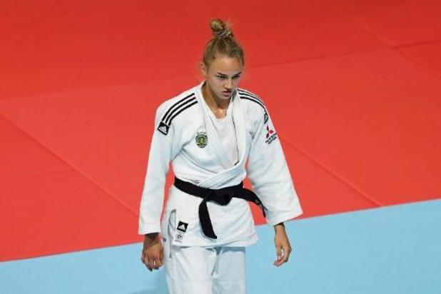 Daria Bilodid en Lukhumi Chkhvimiani verkozen tot Judoka's van het Jaar