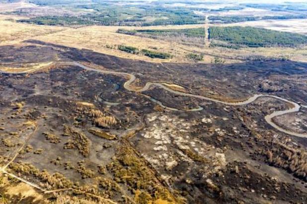 Bosbranden in Tsjernobyl duren nu langer dan een week