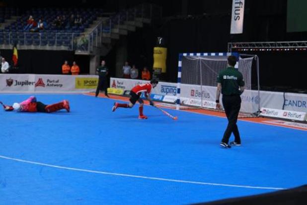 Euro Hockey Indoor (m) - Allemagne, Pays-Bas et Autriche en demi-finales, la Belgique devra éviter la descente